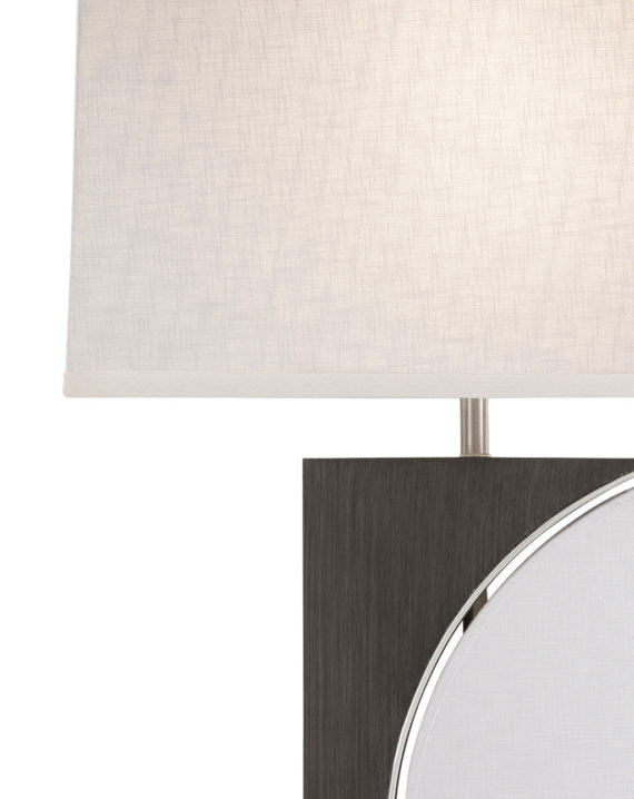 Half Moon Table Lamp 02