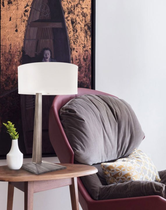 Tilt Table Lamp Lifestyle