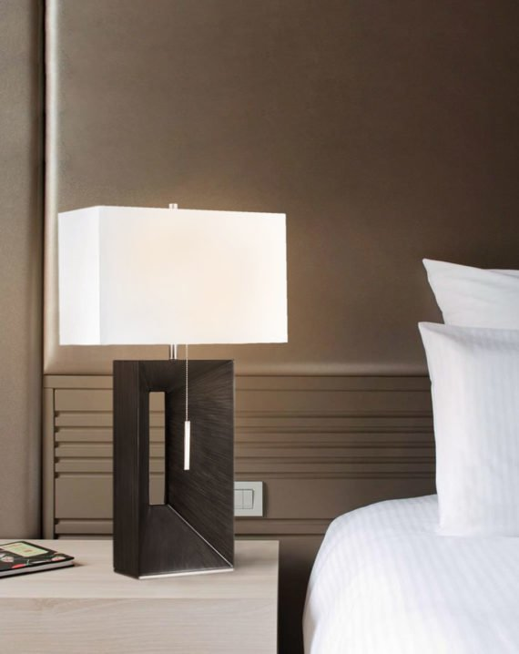 Parallux Standing Table Lamp Lifestyle