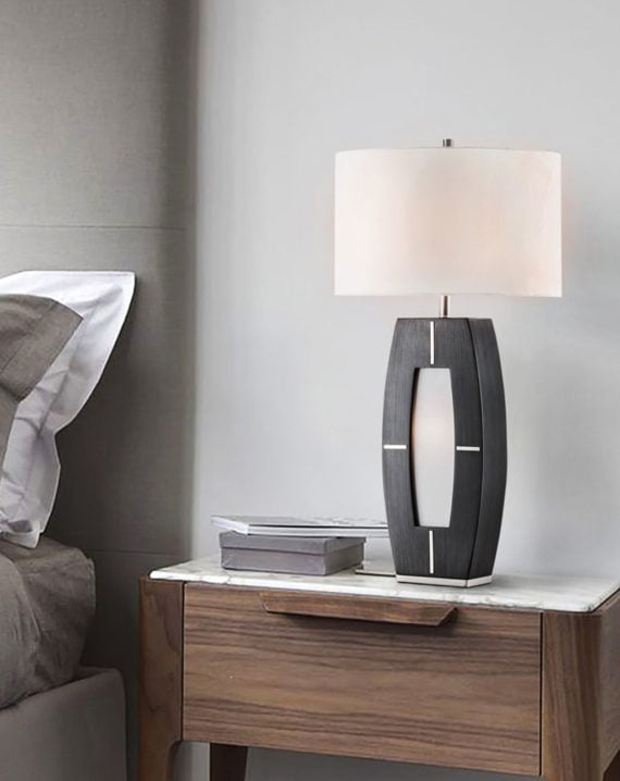 Delacy Table Lamp Lifestyle