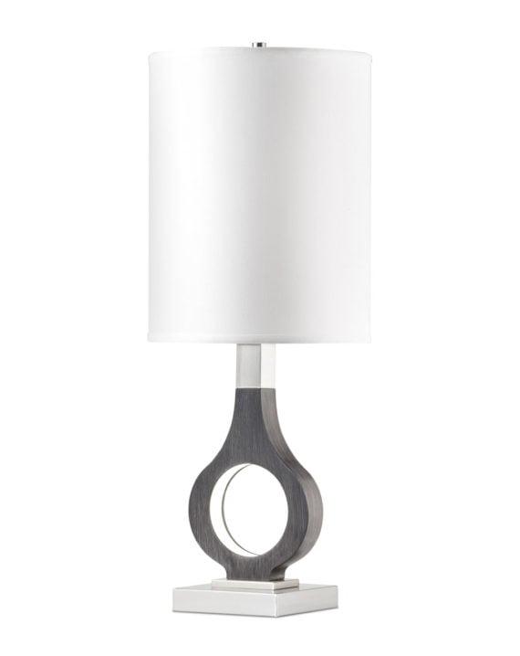 Keyhole Table Lamp