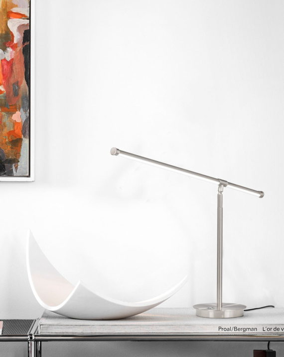 Sentry Table Lamp Lifestyle