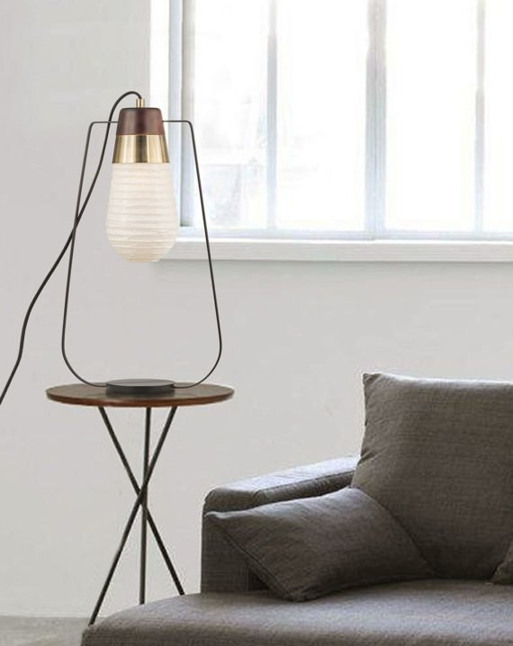 Sunset Standing Table Lamp Lifestyle 02