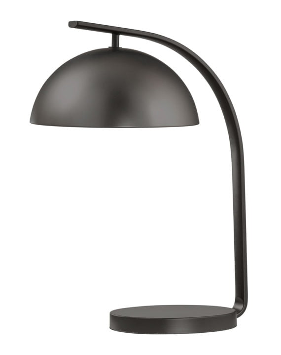 Domus Table Lamp Gunmetal