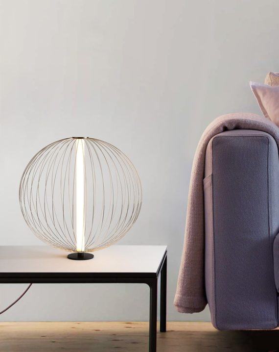 Spokes Table Lamp Lifestyle