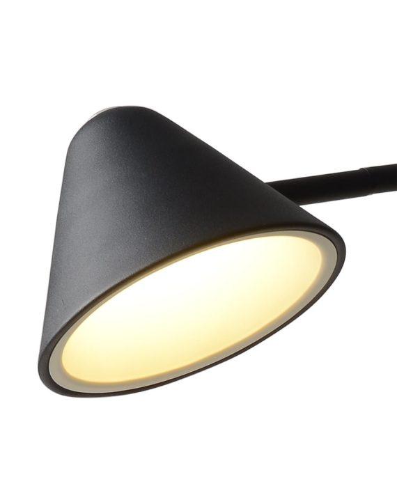 Cove Table Lamp (Matte Black) 01