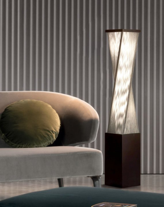 Torque Accent Floor Lamp Lifestyle