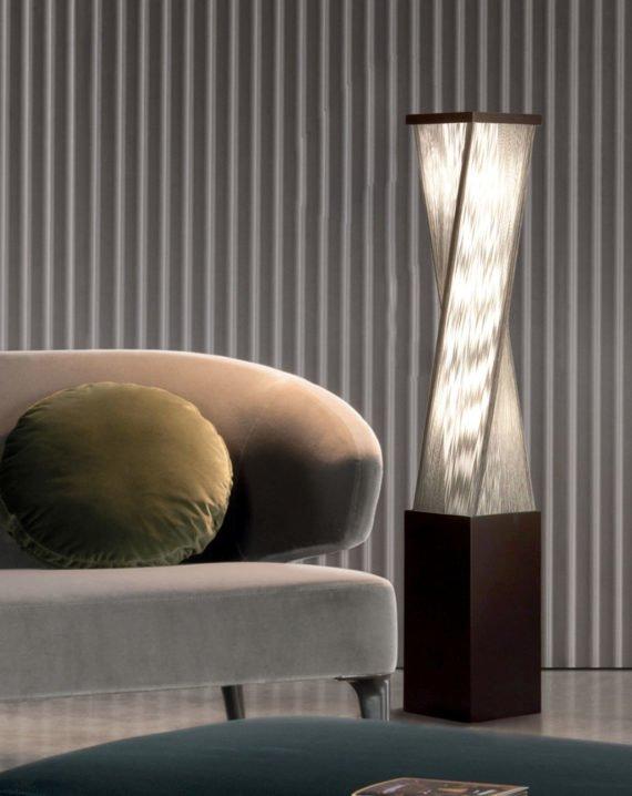 Torque Accent Floor Lamp Lifestyle