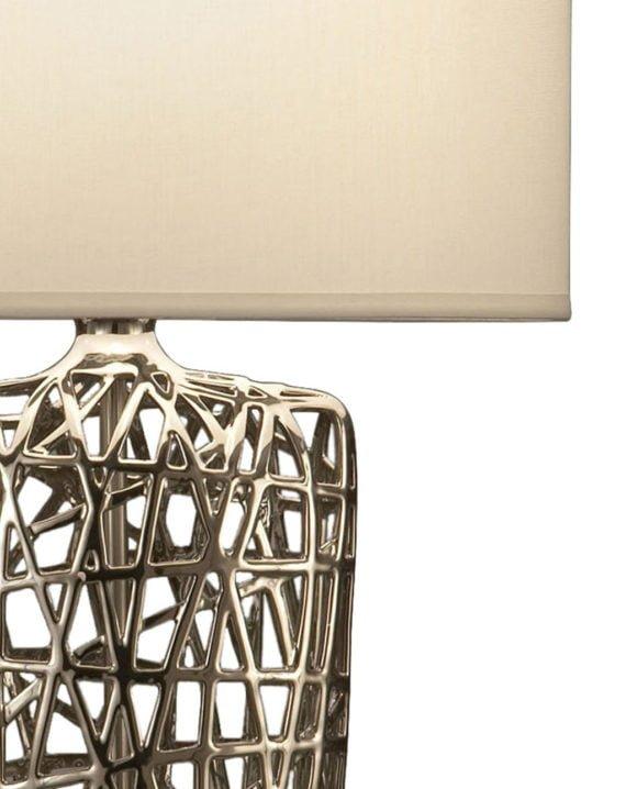 Bird's Nest Heart Table Lamp 02