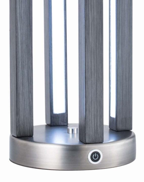 Double Rainbow Table Lamp 2