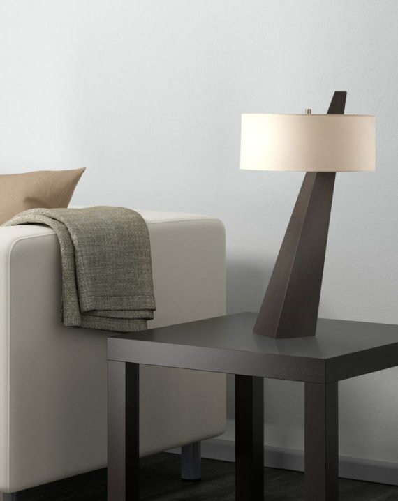 Obelisk Table Lamp Lifestyle