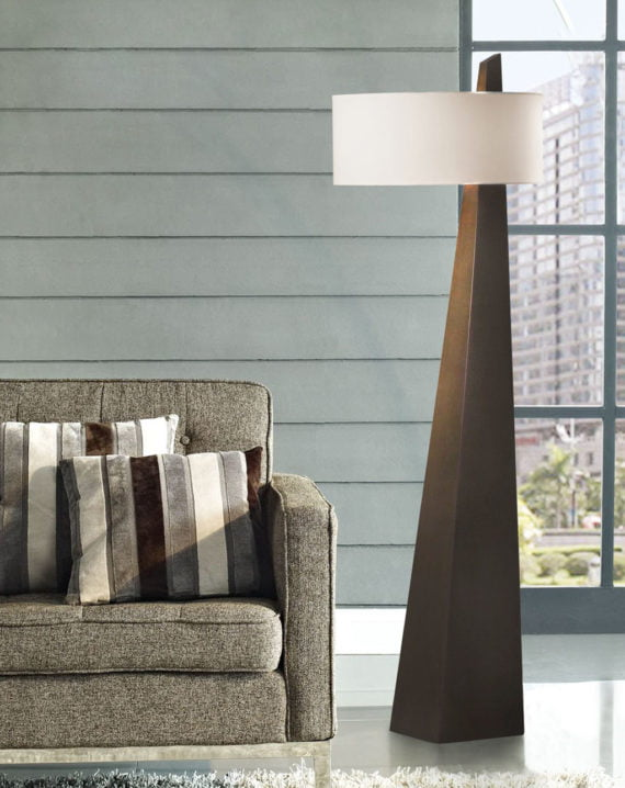 Obelisk Floor Lamp Lifestyle