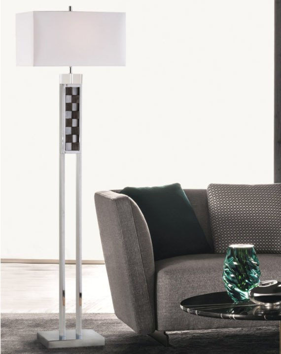 Textura Floor Lamp Lifestyle