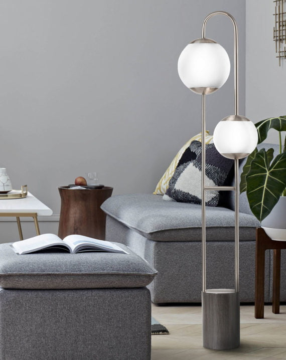 Globus Floor Lamp Lifestyle