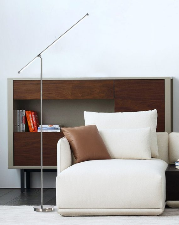 Sentry Floor Lamp Lifestyle