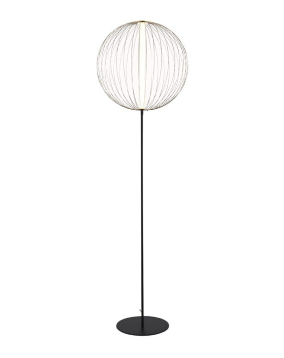 Spokes Floor Lamp