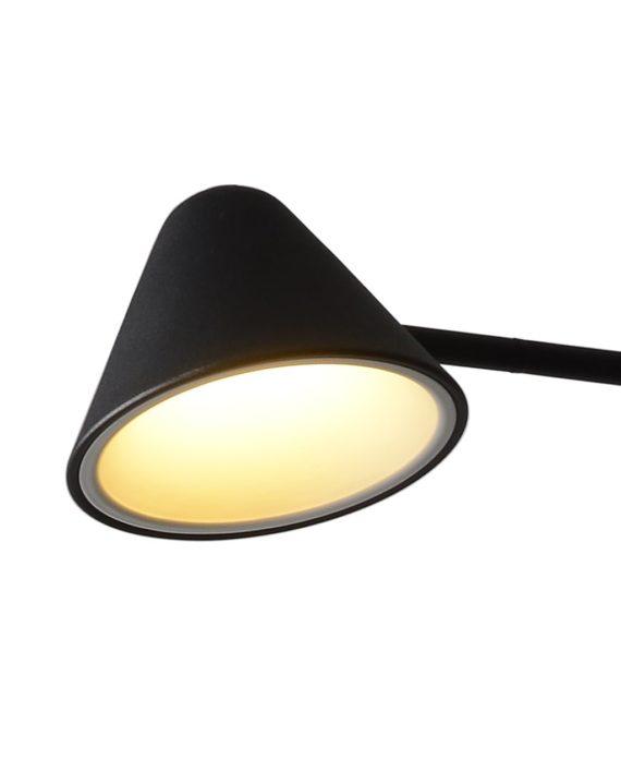 Cove Floor Lamp (Matte Black) 02