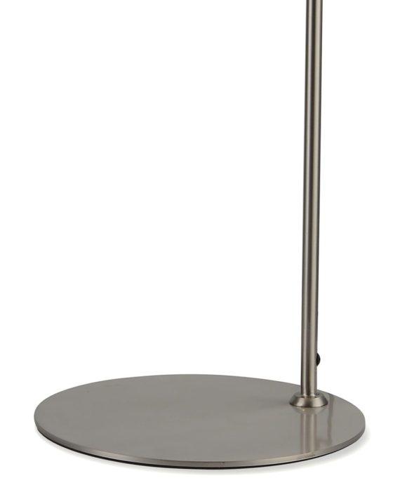 Cove Floor Lamp (Satin Nickel) 03