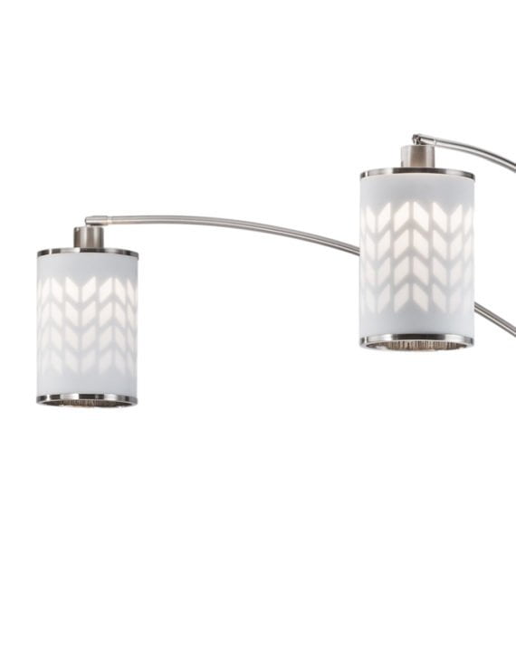 Flora 3-Light Arc Lamp 02