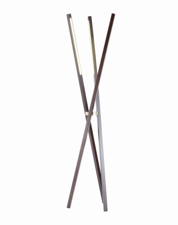 Jackknife Tripod Floor Lamp