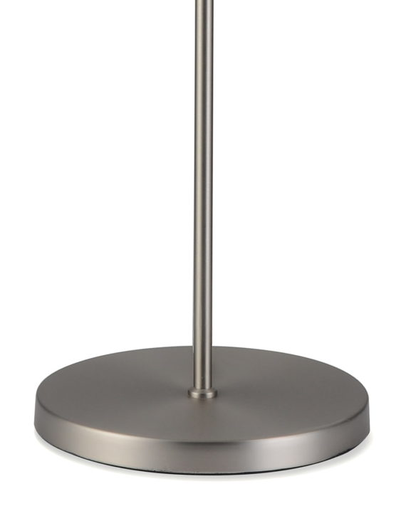 Laurel Floor Lamp (Satin Nickel) 03