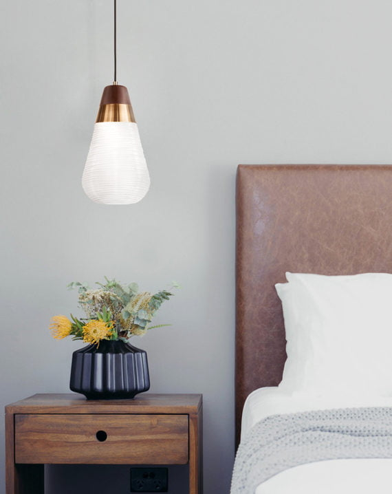 Sunset Pendant Lamp Lifestyle