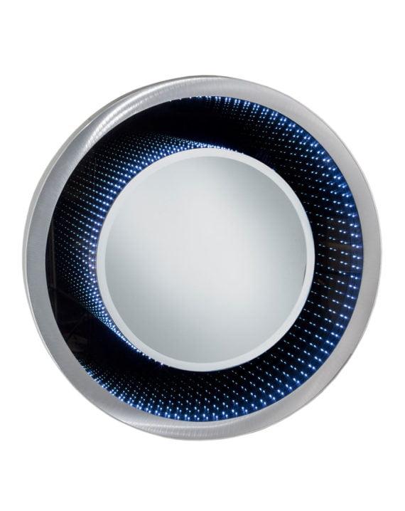 Vanishing Infinity Mirror Round
