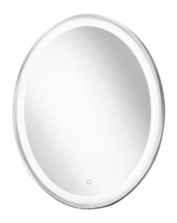 Pool Illuminated Mirror Oval