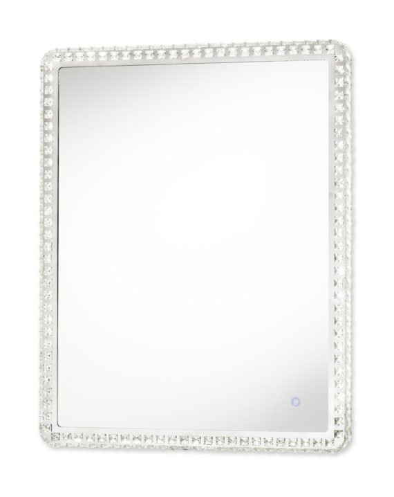 Marilyn Illuminated Mirror Lamp Rectangle
