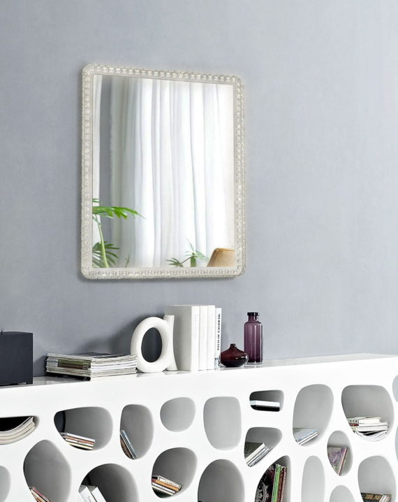 Marilyn Illuminated Mirror Lamp Rectangle Lifestyle 02