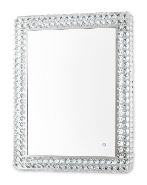 Windsor Illuminated Wall Mirror Rectangular