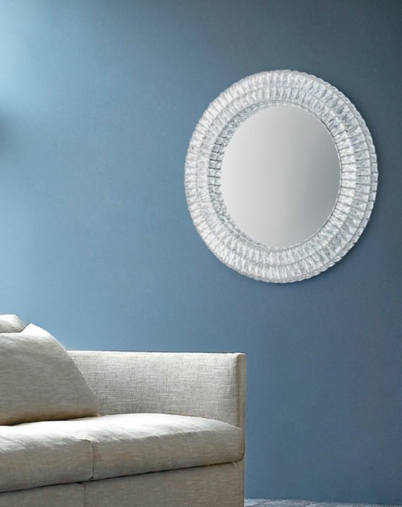 Royal Illuminated Wall Mirror Lifestyle