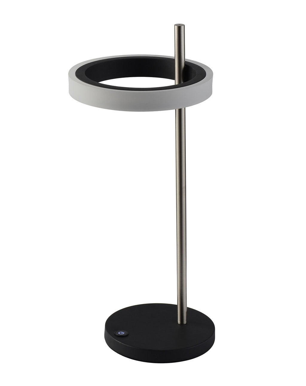 Aerial Table Lamp, Antique Nickel