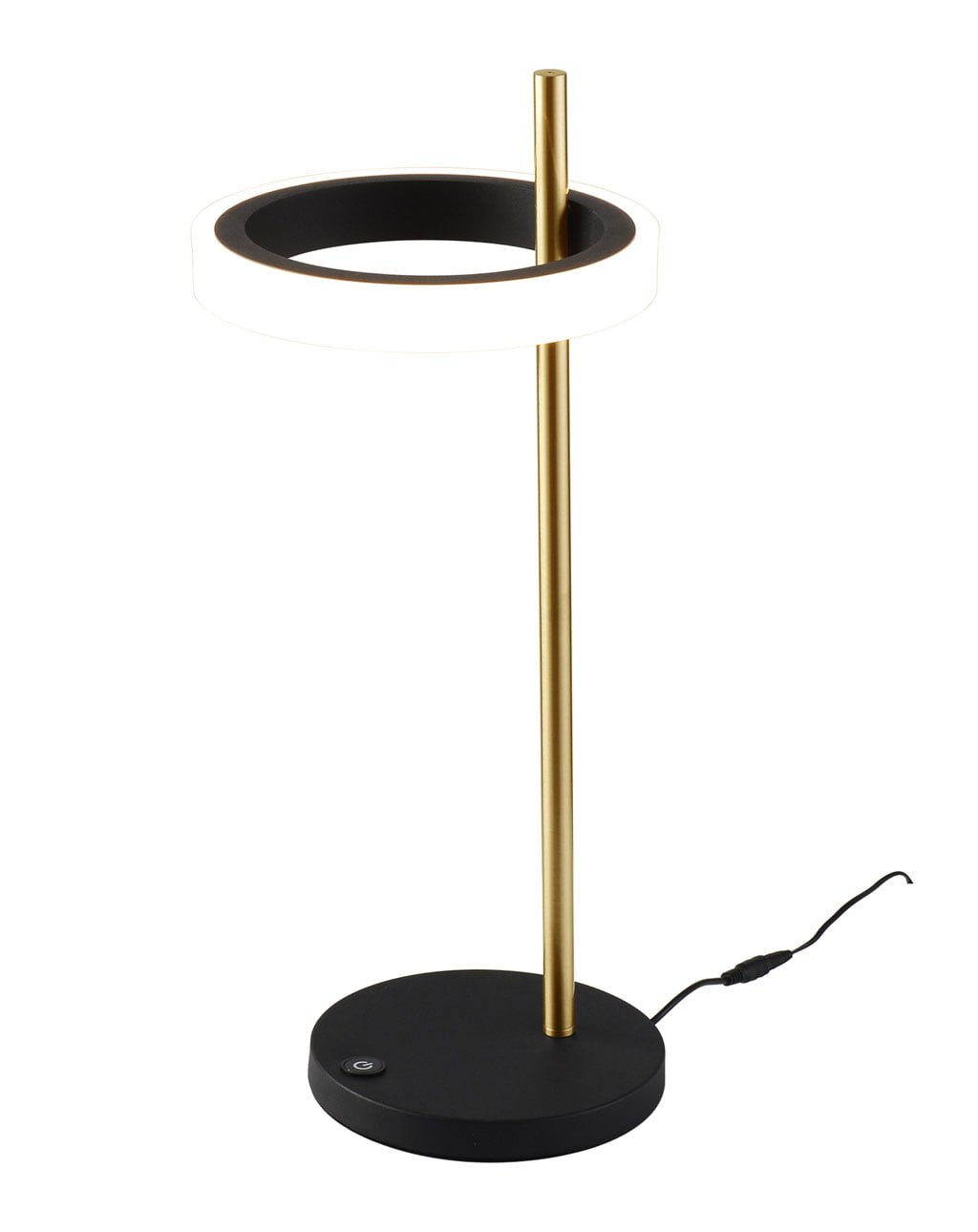 Aerial Table Lamp Brushed Brass