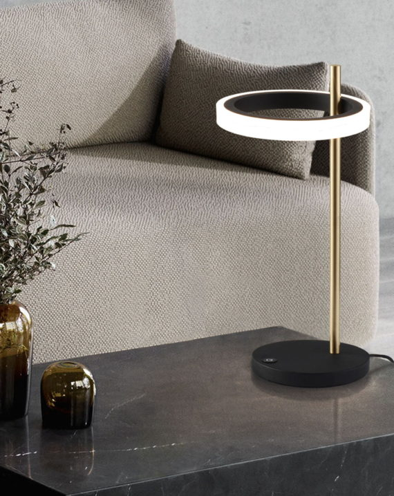 Aerial Table Lamp (Brass) Lifestyle