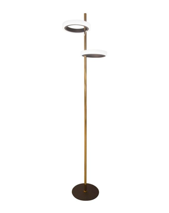 Aerial Floor Lamp (Brass)