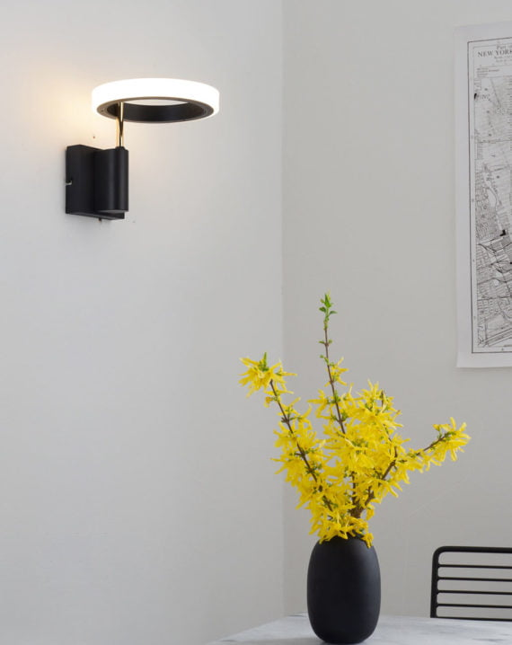 Aerial Sconce (Brass) Lifestyle