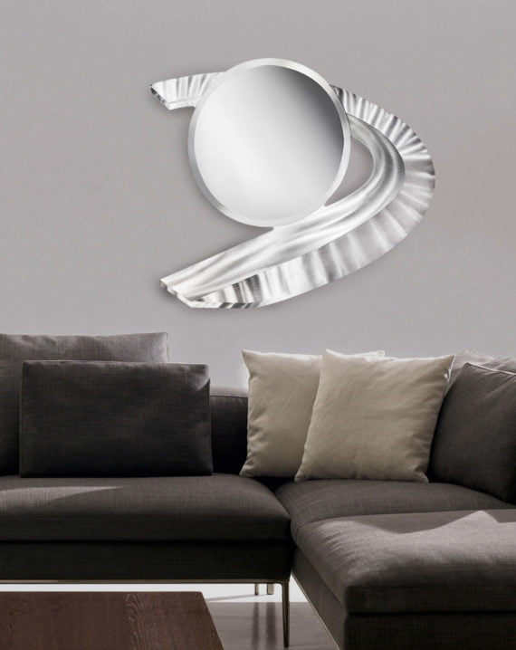 Boomerang Wall Mirror Lifestyle