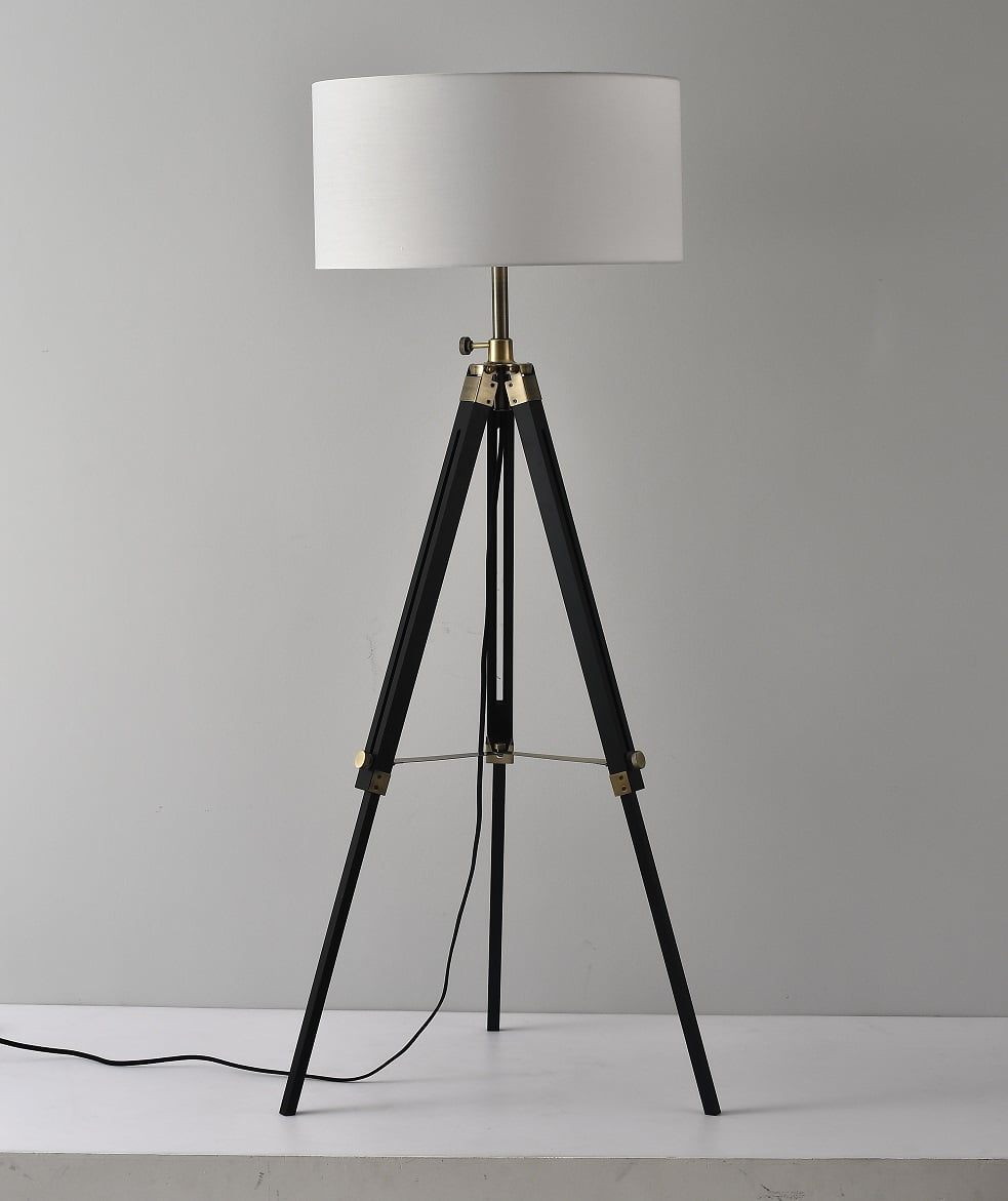 Surveyor Tripod Floor Lamp