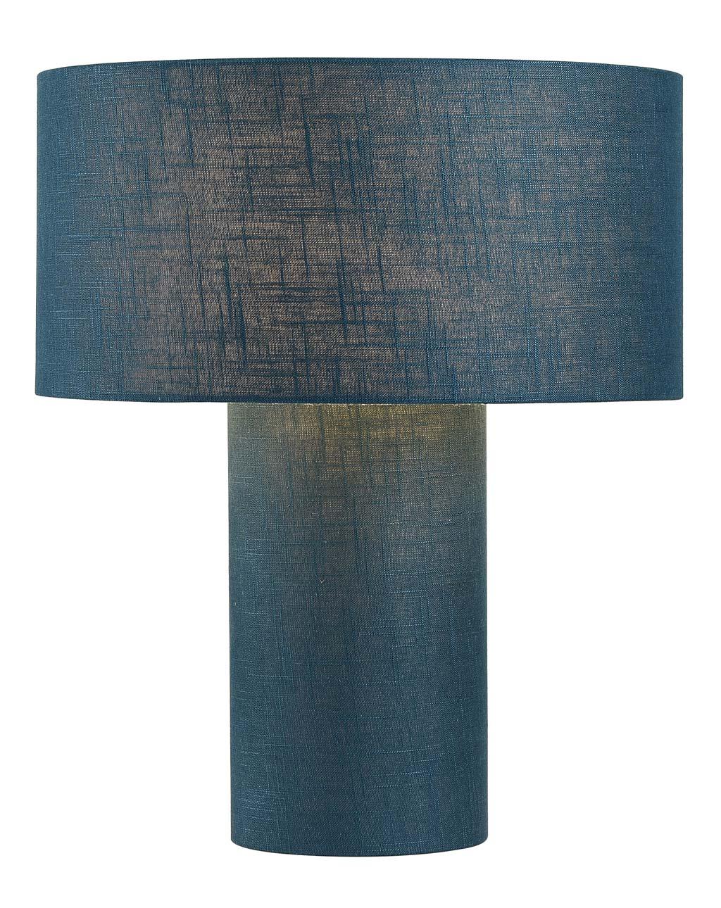Moonlight Fabric Table Lamp, Sky