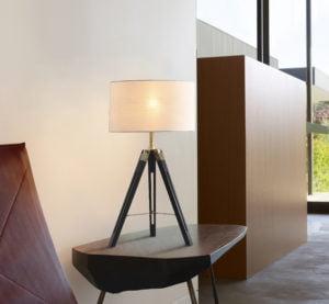 Surveyor Tripod Table Lamp